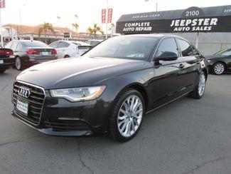 2012 Audi A6 3.0T Premium Plus in Costa Mesa, California 92627