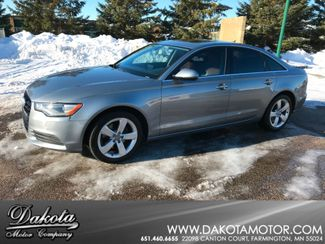 2012 Audi A6 2.0T Premium Plus Farmington, MN