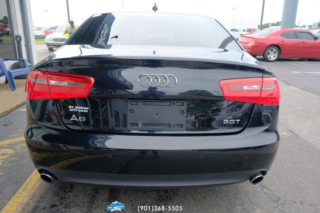 2012 Audi A6 2.0T Premium Plus in Memphis, Tennessee 38115