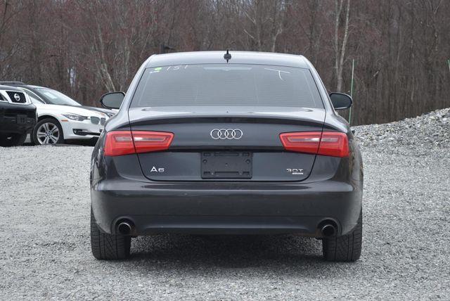 2012 Audi A6 3.0T Premium Plus Naugatuck, Connecticut 3