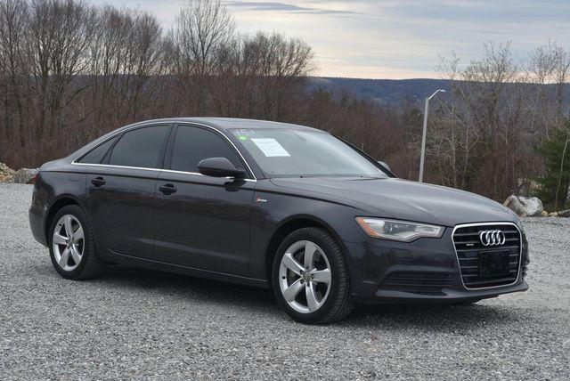 2012 Audi A6 3.0T Premium Plus Naugatuck, Connecticut 6
