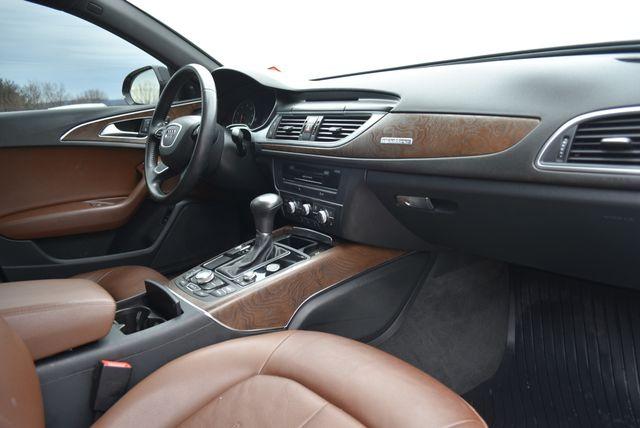 2012 Audi A6 3.0T Premium Plus Naugatuck, Connecticut 9
