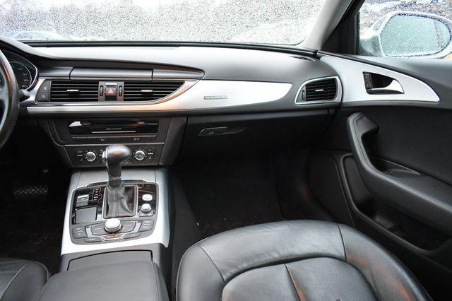 2012 Audi A6 3.0T Premium Plus Naugatuck, Connecticut 13