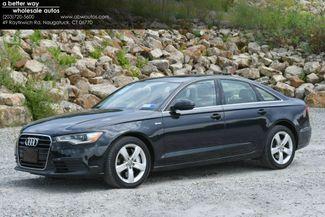 2012 Audi A6 3.0T Premium Plus Quattro Naugatuck, Connecticut