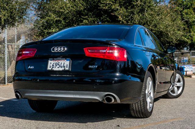 2012 Audi A6 2.0T Premium Plus Reseda, CA 9