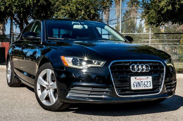 2012 Audi A6 2.0T Premium Plus Reseda, CA 3