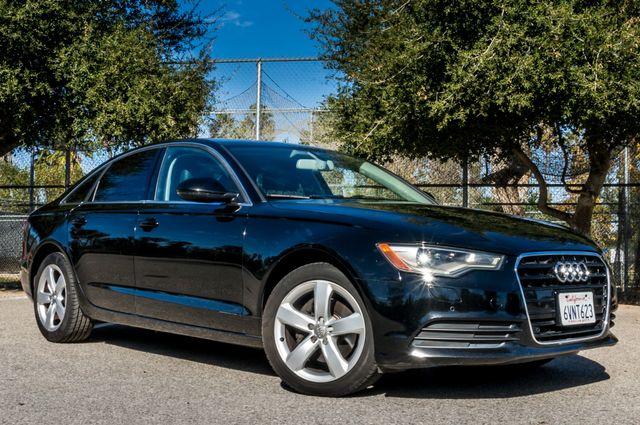2012 Audi A6 2.0T Premium Plus Reseda, CA 49