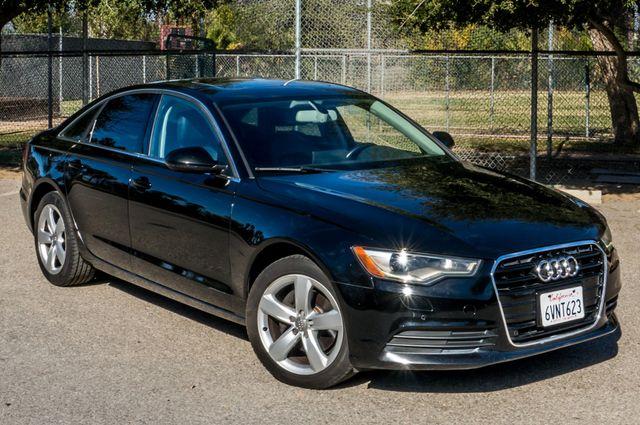 2012 Audi A6 2.0T Premium Plus Reseda, CA 48
