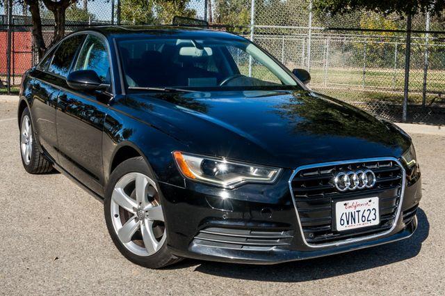 2012 Audi A6 2.0T Premium Plus Reseda, CA 46
