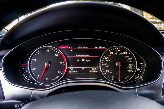 2012 Audi A6 2.0T Premium Plus in Reseda, CA, CA 91335