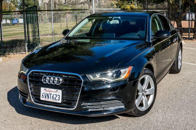 2012 Audi A6 2.0T Premium Plus Reseda, CA 44