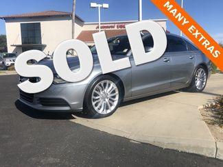 2012 Audi A6 2.0T Premium Plus | San Luis Obispo, CA | Auto Park Sales & Service in San Luis Obispo CA