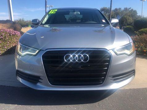 2012 Audi A6 2.0T Premium Plus | San Luis Obispo, CA | Auto Park Sales & Service in San Luis Obispo, CA