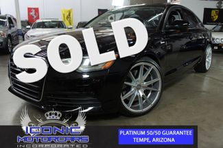 2012 Audi A6 3.0T Premium Plus | Tempe, AZ | ICONIC MOTORCARS, Inc. in Tempe AZ