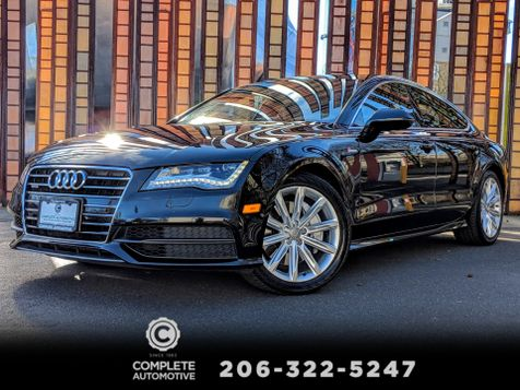 2012 Audi A7 3.0T Prestige Quattro Local 1 Owner Driver Assist Cold Weather Packages in Seattle