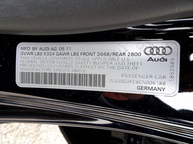 2012 Audi A7 Premium quattro Madison, NC 58