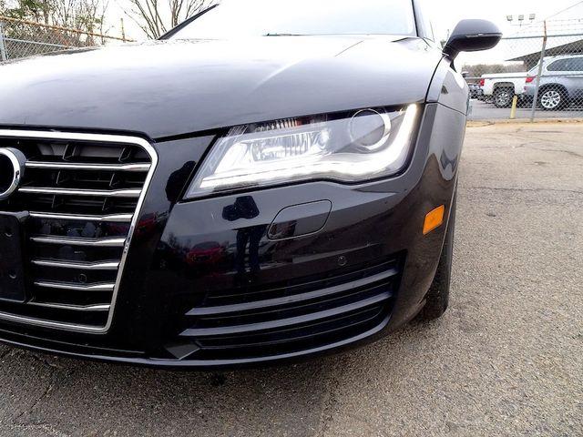 2012 Audi A7 Premium quattro Madison, NC 9
