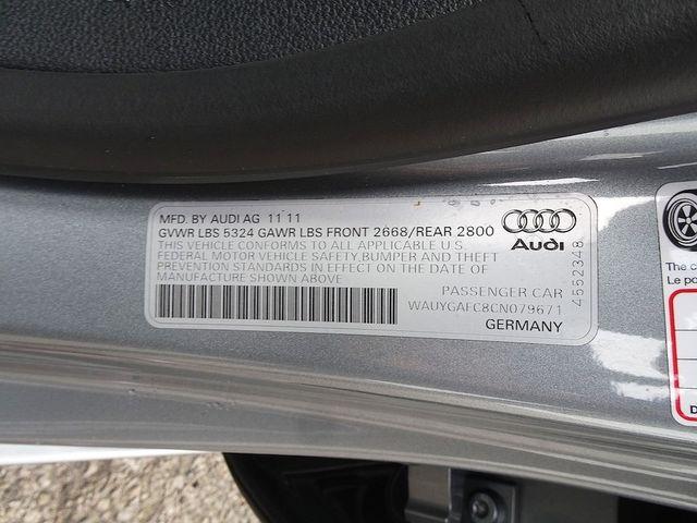 2012 Audi A7 3.0 Premium Plus Madison, NC 49