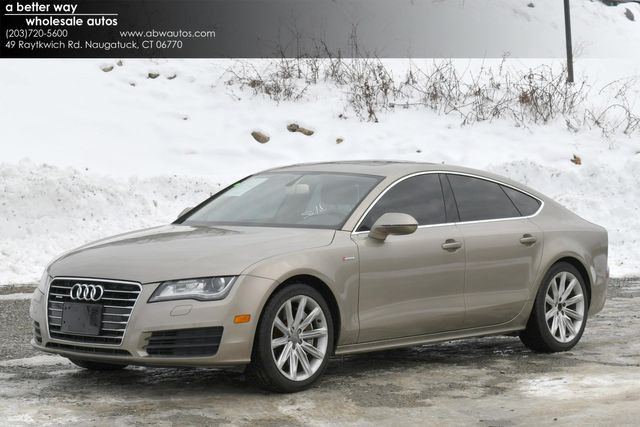 2012 Audi A7 3.0 Premium Plus Naugatuck, Connecticut