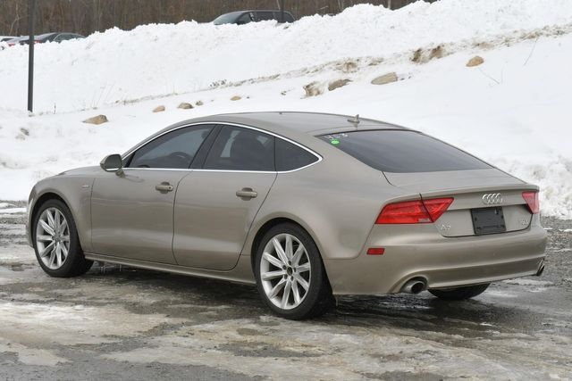 2012 Audi A7 3.0 Premium Plus Naugatuck, Connecticut 4