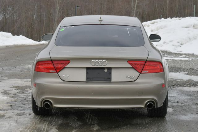 2012 Audi A7 3.0 Premium Plus Naugatuck, Connecticut 5