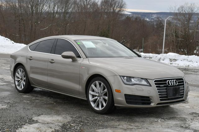 2012 Audi A7 3.0 Premium Plus Naugatuck, Connecticut 8