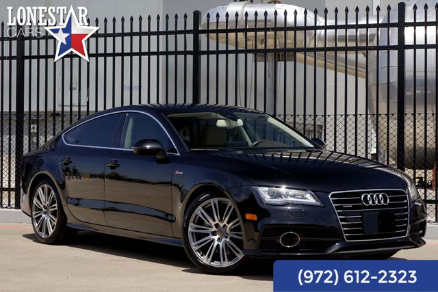 2012 Audi A7 Clean Carfax One Owner Prestige in Plano Texas, 75093