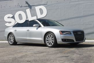 2012 Audi A8 L Hollywood, Florida