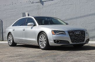 2012 Audi A8 L Hollywood, Florida 1