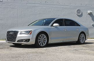 2012 Audi A8 L Hollywood, Florida 31
