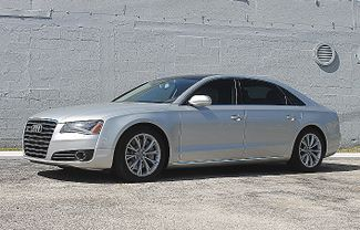 2012 Audi A8 L Hollywood, Florida 43