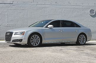 2012 Audi A8 L Hollywood, Florida 22