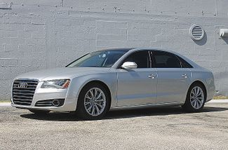2012 Audi A8 L Hollywood, Florida 10