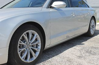 2012 Audi A8 L Hollywood, Florida 11