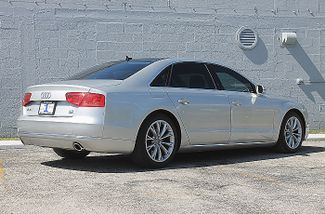 2012 Audi A8 L Hollywood, Florida 4
