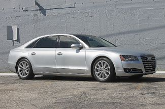 2012 Audi A8 L Hollywood, Florida 13