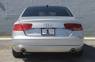 2012 Audi A8 L Hollywood, Florida 47