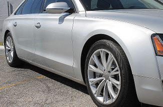 2012 Audi A8 L Hollywood, Florida 2