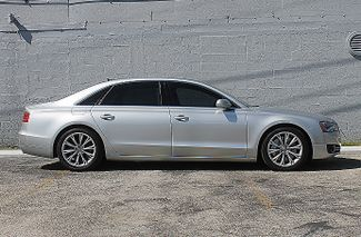 2012 Audi A8 L Hollywood, Florida 3