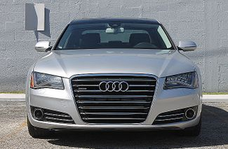 2012 Audi A8 L Hollywood, Florida 12