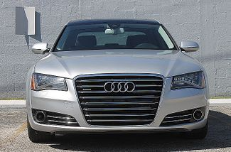 2012 Audi A8 L Hollywood, Florida 44