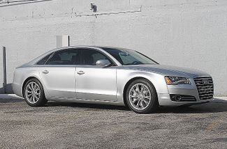 2012 Audi A8 L Hollywood, Florida 55