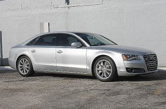 2012 Audi A8 L Hollywood, Florida 21