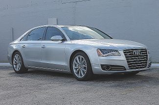 2012 Audi A8 L Hollywood, Florida 39