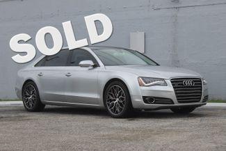 2012 Audi A8 L Hollywood, Florida