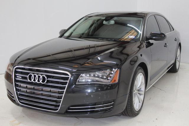 2012 Audi A8 L Houston, Texas 1