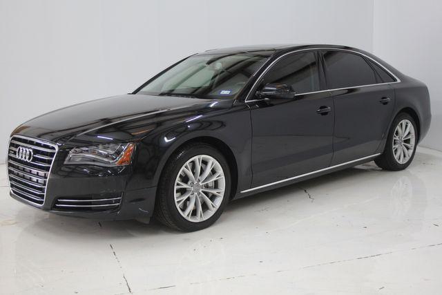 2012 Audi A8 L Houston, Texas 4