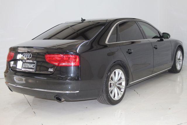 2012 Audi A8 L Houston, Texas 9