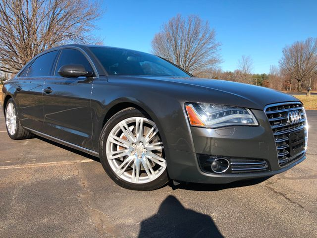 2012 Audi A8 L in Leesburg, Virginia 20175
