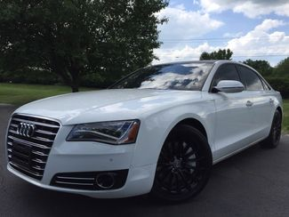 2012 Audi A8 L L QUATTRO in Leesburg, Virginia 20175